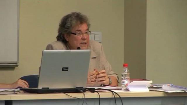 Políticas públicas de vivienda, participación y género. Custodia Moreno