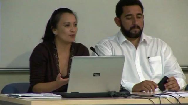 Políticas públicas de vivienda, participación y género. Miriam Tellez