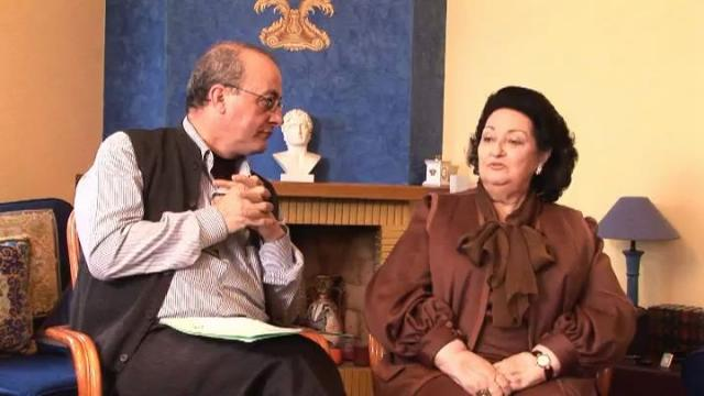 L'entrevista: Montserrat Caballé