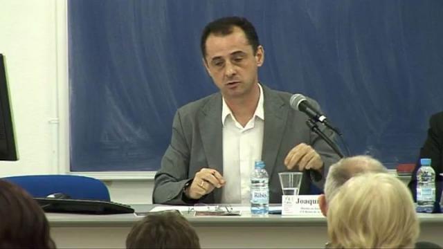 Tercer seminari de l'Aula Jordi Rubió i Balaguer. Conferència