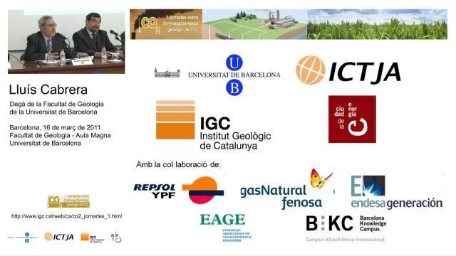 Presentació de la segona conferència: 'Conceptes clau, tècniques i experiències'