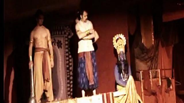 Trailer de 'Mahabharata', un clàssic sànscrit a escena