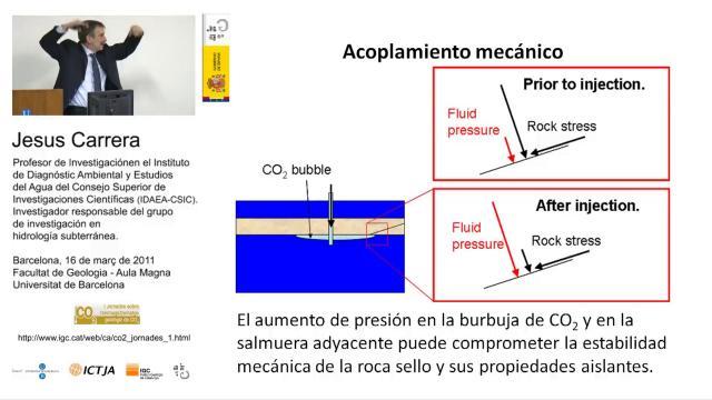 Procesos hidromecánicos que afectan al almacenamiento geológico del CO2: aplicación en Hontomín