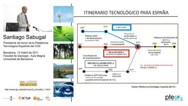 La Plataforma tecnológica Española del CO2: Documento de Visión, Documento de despliegue estratégico y ...<br/>Agenda I+D+i