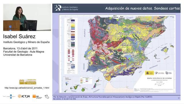 Plan de Selección y caracterización de Áreas y Estructuras favorables para el Almacenamiento Geológico en ...<br/>España (Plan ALGEO2)