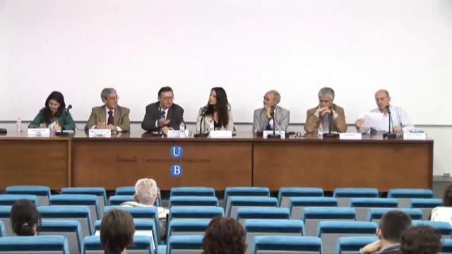 Taula rodona 'Context econòmic i legal. Aspectes ambientals'