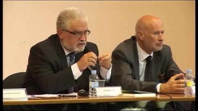 Inauguración del III Congreso Internacional Nuevas Tendencias en la Formación Permanente del Profesorado