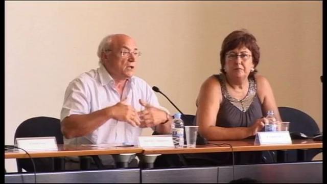 Clausura del III Congreso Internacional Nuevas Tendencias en la Formación Permanente del Profesorado