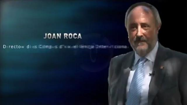 Joan Roca, Director dels Campus d'Excel·lència Internacional