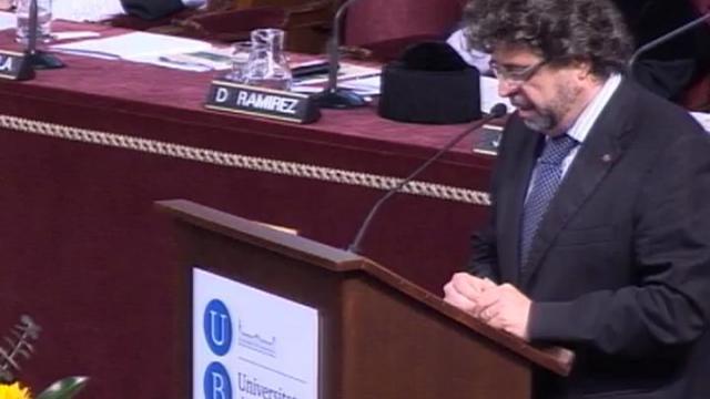 Discurs del Sr. Antoni Castellà. Acte d'inauguració del curs acadèmic 2011-2012