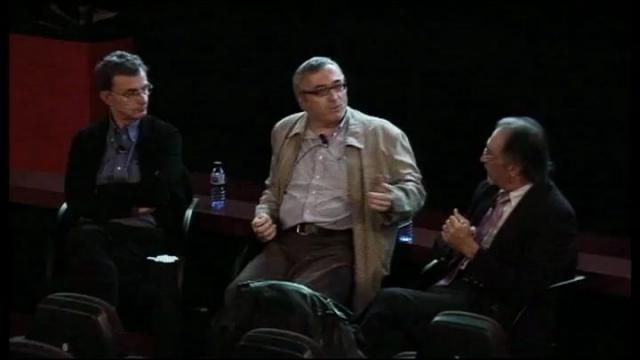 BiomediCine: mostra de vídeo biomèdic - Taula Rodona