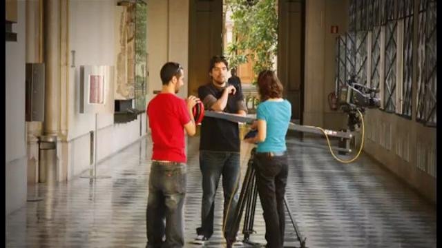 Making off de 'Les 3 Dimensions a la UB'