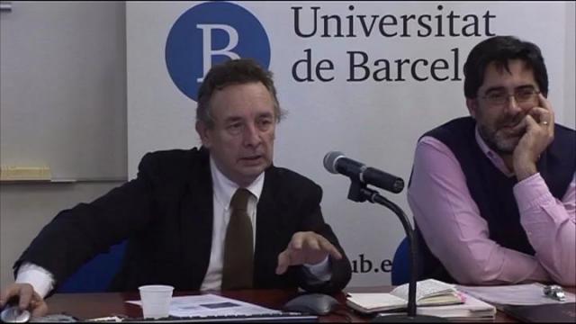 I Jornadas del Consorcio de Bibliotecas Universitarias de El Salvador (CBUES). Conferencia Inaugural por ...<br/>Lluís Anglada