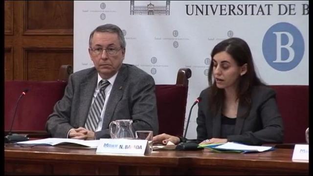 Inauguración del V Encuentro de Unidades de Igualdad de las Universidades Españolas