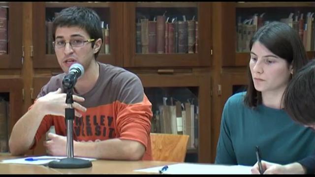 Taula Rodona: Eleccions Estudiants 2012