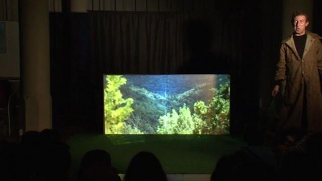 'La veu dels arbres' (L'estudi dels anells de creixement dels arbres)
