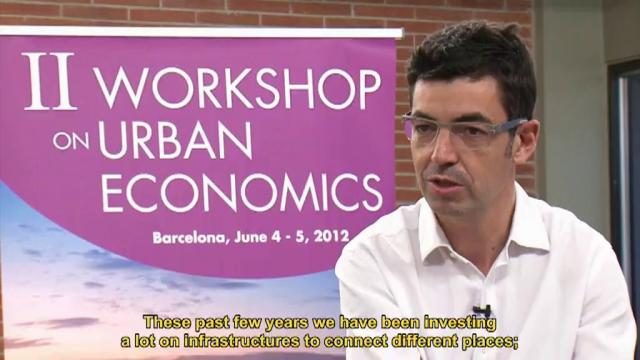 Experts in Urban Economics stress the key role of cities in responding to the crisis