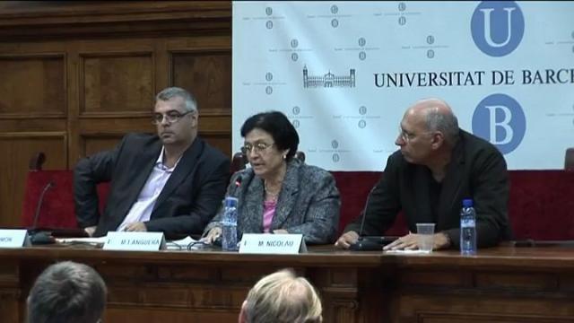 La semipresencialitat en el context de la Xarxa Vives: situació actual i reptes de futur. Discussió i ...<br/>cloenda