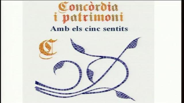 Acte 'Amb els cinc sentits'. Cloenda de l'any de la concòrdia 2012 i de presentació del catàleg de ...<br/>l'exposició 'Concòrdia i patrimoni: tresors de la farmàcia catalana'