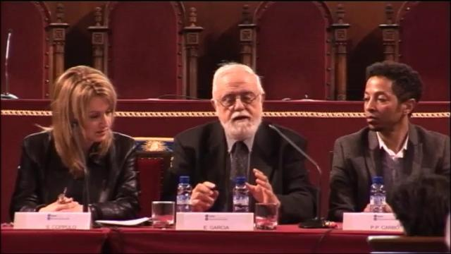 Jornada 'Any Europeu de l'Envelliment Actiu i Solidaritat Intergeneracional'. Presentació i primera taula ...<br/>rodona