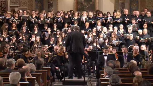 Concert de Nadal. Dia 14 de desembre de 2012