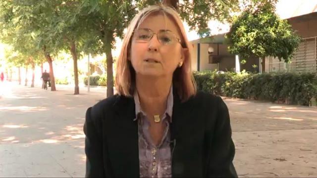 Eleccions al Rectorat UB 2012. Candidata: Victòria Girona. PDI