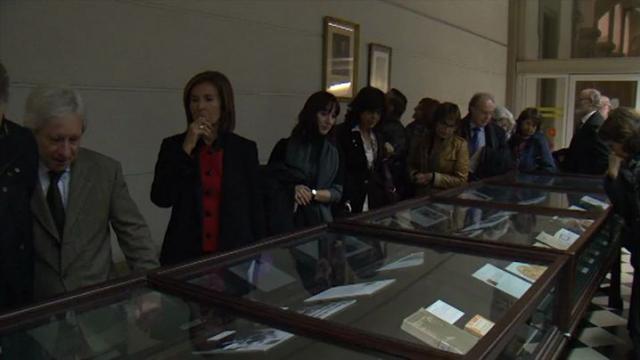 Exposició i jornada commemorativa del Nobel Santiago Ramón y Cajal