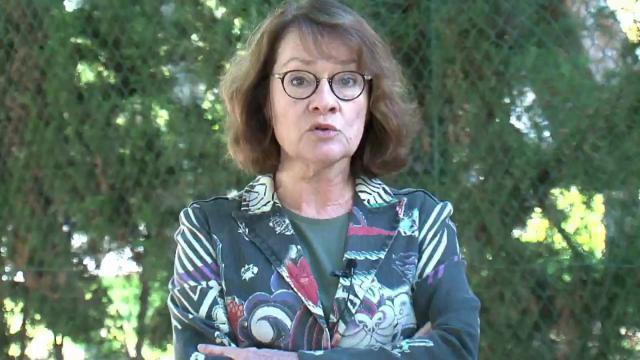 Eleccions al Rectorat 2012. Maria Callejón