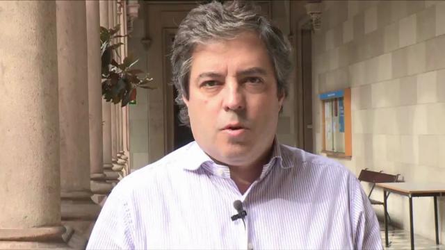 Eleccions al Rectorat 2012. Jordi Alberch