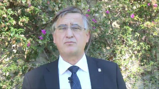 Eleccions al Rectorat 2012. Gaspar Roselló