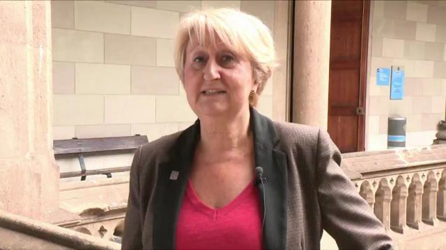 Eleccions al Rectorat 2012. Gemma Fonrodona