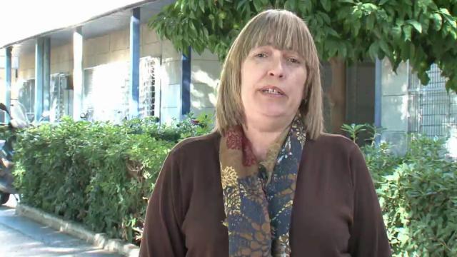 Eleccions al Rectorat 2012. Misericòrdia Garcia