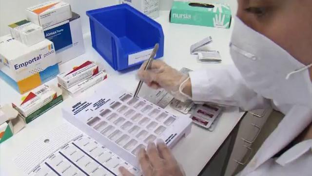 Los Sistemas Personalizados de Dosificación como herramienta en la atención farmacéutica para la mejora de ...<br/>la adherencia al tratamiento y el éxito terapéutico