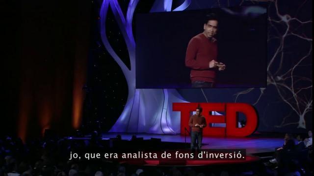 Salman Khan: Fem servir el vídeo per reinventar l'educació