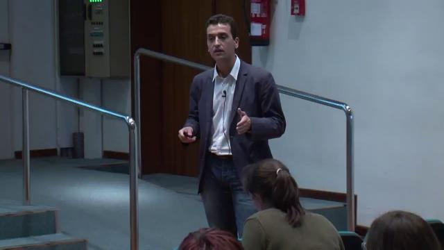 'Engagement & gamification'. César Pérez