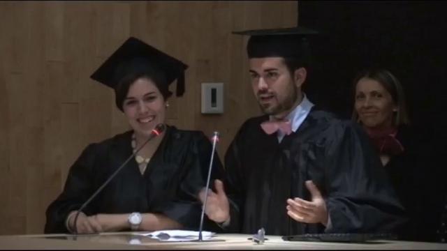 Jurament Hipocràtic dels alumnes de la Facultat de Medicina. Campus de Bellvitge. Promoció 2007-2013