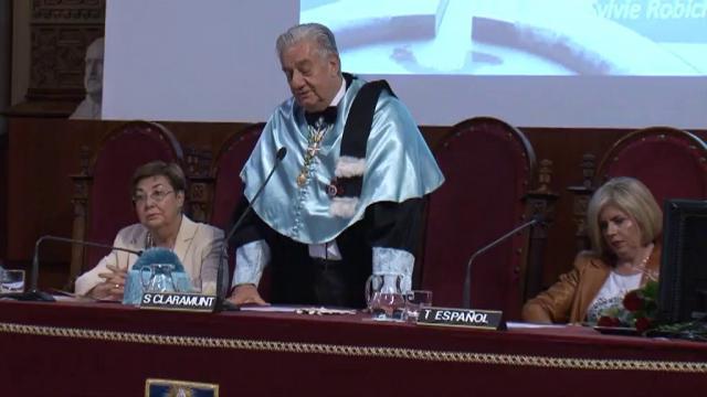 Acte de cloenda del curs d'Estudis Hispànics 2012-13