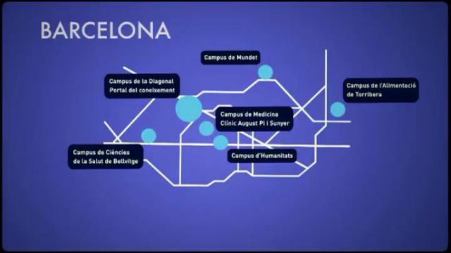 Universitat de Barcelona (Xarxa Vives d'Universitats)