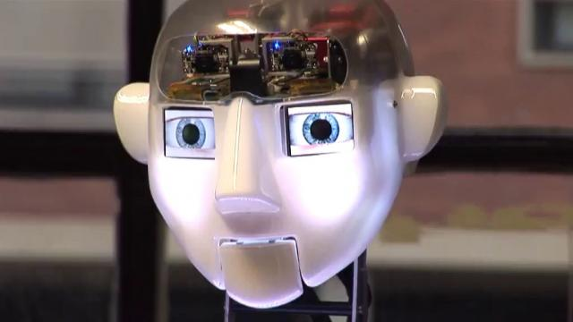 Projecte Robot Entorns Virtuals - Event Lab