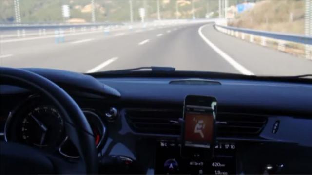 Nueva aplicación que detecta la somnolencia al volante