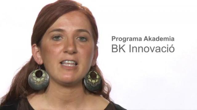 Barcelona Institut d'Emprenedoria (BIE) de la Universitat de Barcelona. Programa Akademia