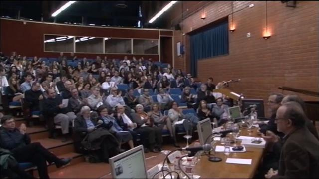 Acte de graduació de Biologia - Sant Albert 2013 (part 1)