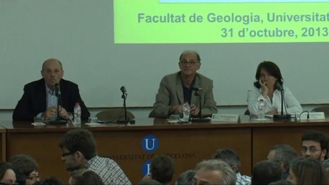 Crisi en el projecte CASTOR: una aproximació geològica