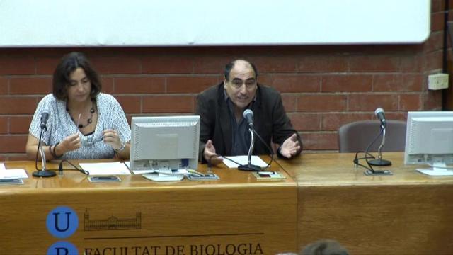 Fòrum Científic. Premi Ramon Margalef d'Ecologia 2013. Sallie W. Chisholm