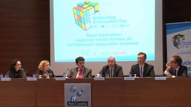 Networking & Innovation Day. Sessió de Tarda