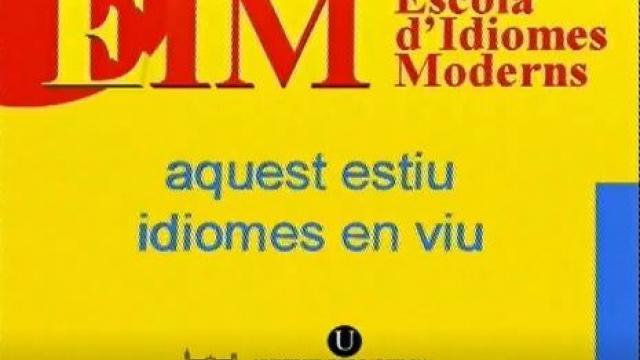 Escola d'Idiomes Moderns (EIM)