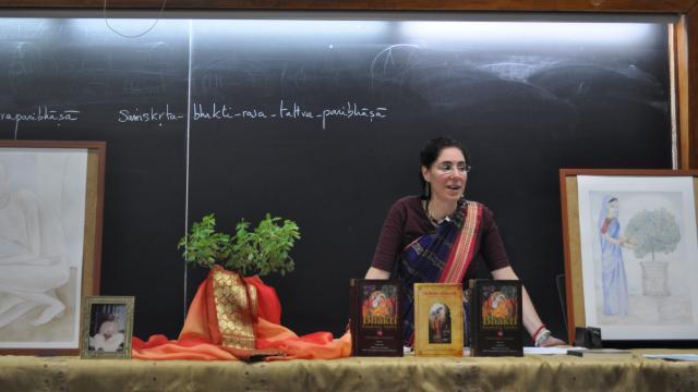 La realidad esencial del bhaktirasa en la literatura sánscrita