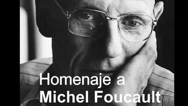 Homenaje a Michel Foucault