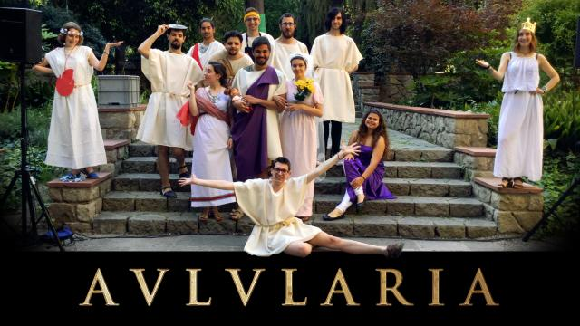 Aulularia - Grup de Teatre Clàssic