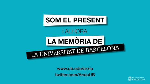 Gestió Documental i Arxiu UB